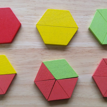 Four Powerful Ideas for Learning Fractions