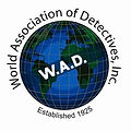 AOSG membership to World Association of Detectives