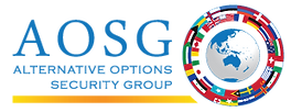 AOSG Logo for private investigation compnay on the sunshine coast Queenlsand Australia