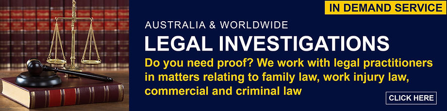 Maroochydore private investigators