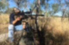 Alternative Options Security Group Hunting Rifle