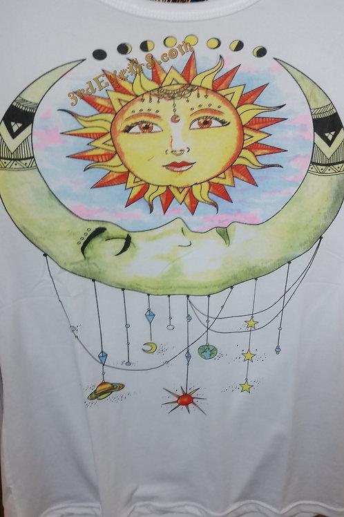 Sun & Moon Tee