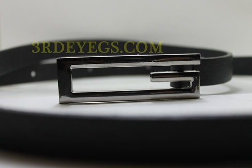 Slim G Unisex Belt