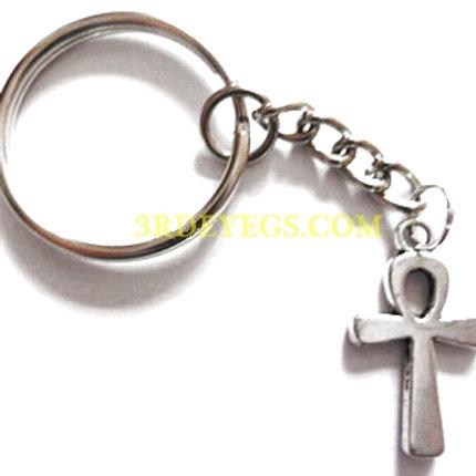 Ankh Keychain