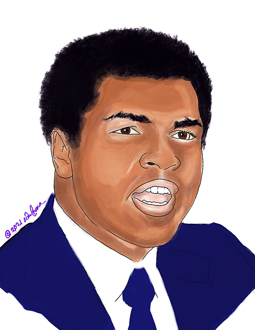 Ali, The Greatest of All Time