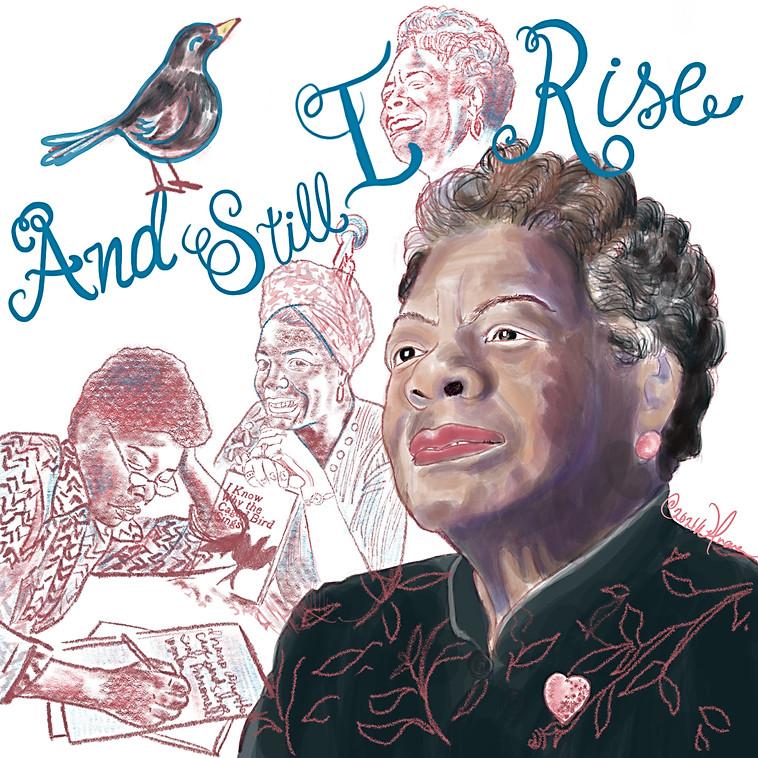 Maya Angelou; And Still I Rise