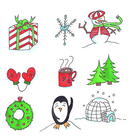 Christmas Joy- Study