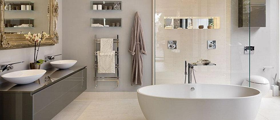 ostijn - sanitair - verwarming - badkamerrenovatie - waregem, Badkamer