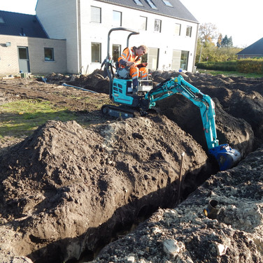 Grond- en drainagewerken