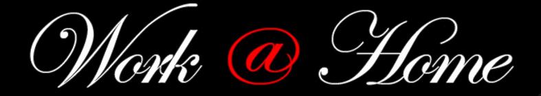 Logo Work@Home