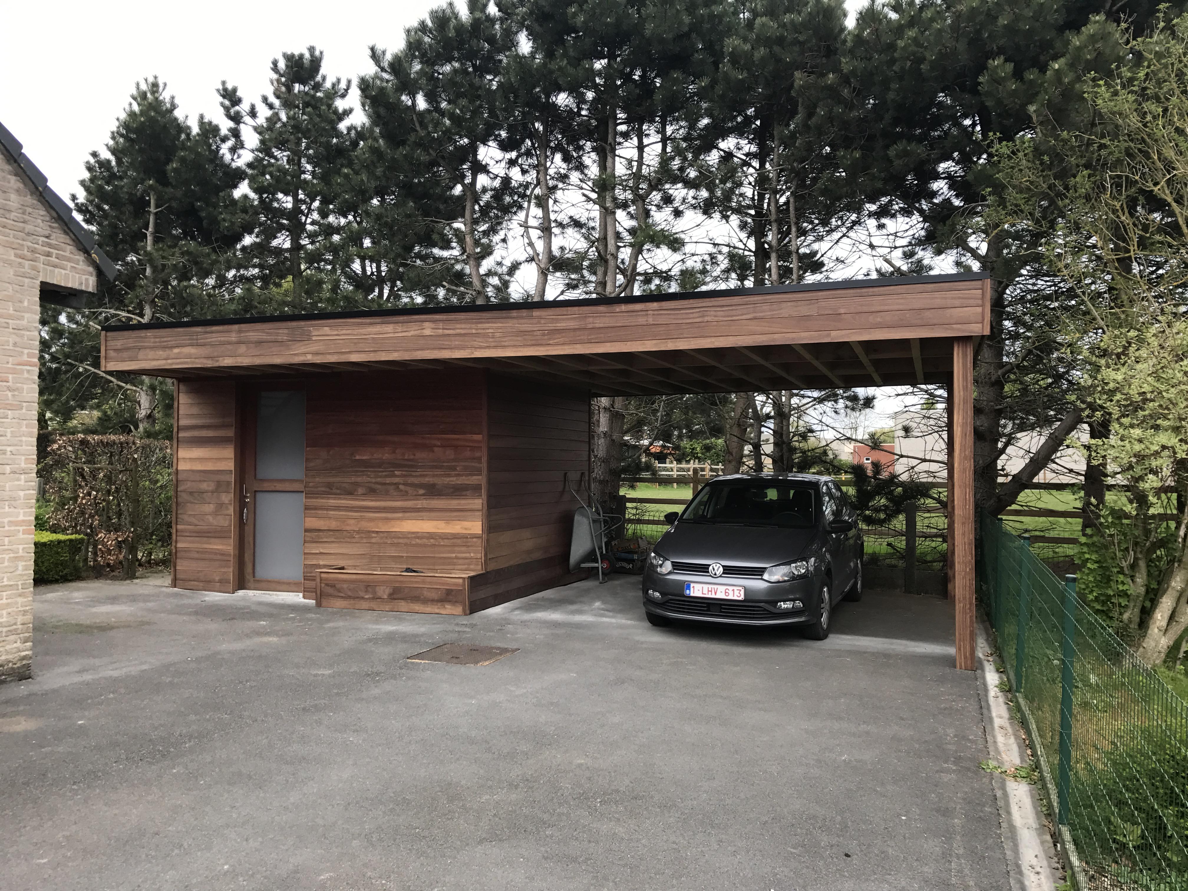 plat of hellend dak de mogelijkheden voor een carport zijn heel divers houtconstructie desmyter kijkt wat u nodig heeft en wij bekijken samen wat de