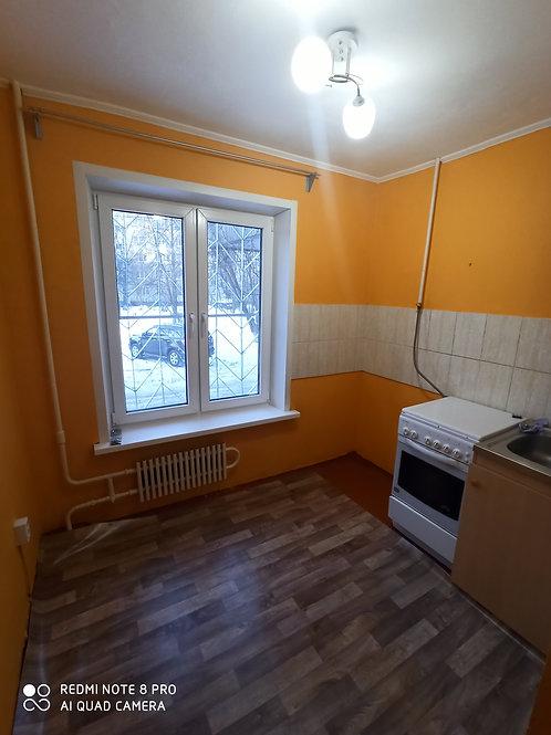 Восточная ул., 1, Электросталь, 2-к квартира, 46 м², 1/9 эт.