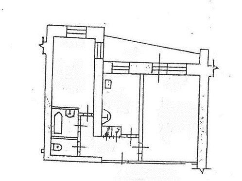 ул. Мира, 26, г. Электросталь, 2-к квартира, 52 кв. м, 4/9 эт.