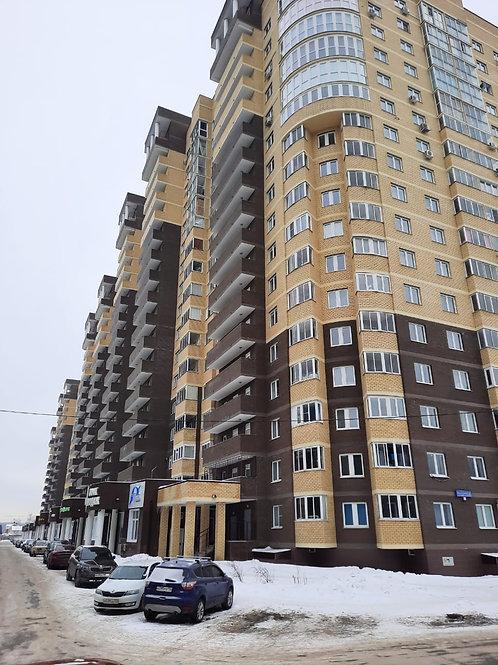 2-к. квартира, 57 м², 10/17 эт., ул. Дмитрия Михайлова, 2, Ногинск