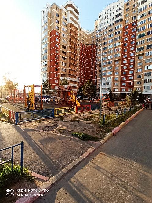 3-к квартира, 79.3 м², 11/17 эт., г. Ногинск, ул. Гаражная, 1