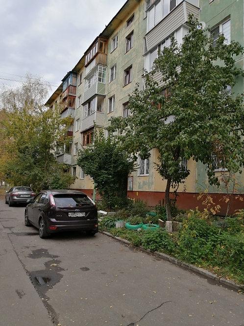 2-к квартира, 44 м², 5/5 эт., г. Электросталь, ул. Победы, 4, корп. 5