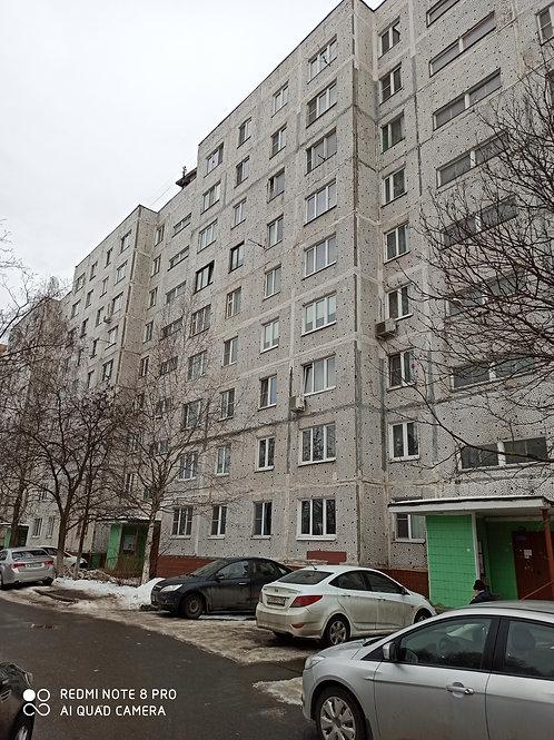 ул. Журавлёва, 19, корп. 1, г. Электросталь, 1-к квартира, 33 м², 3/9 эт.
