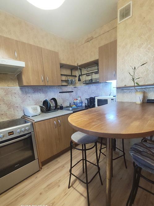 Балашиха, мкр. Железнодорожный, 1-к. квартира, 39 м², 14/15 эт.