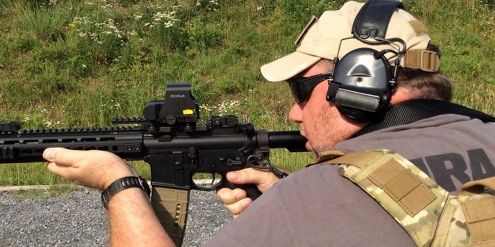 Specdive Tactical - Basic Combat Shooter Course – Pistol/Rifle Combo