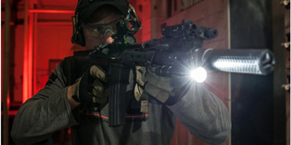 Redback One - CLOSE QUARTERS COMBAT SHOOTING COURSE (NIGHT SHOOT)