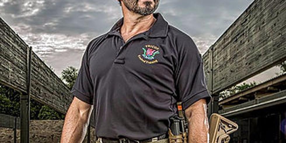 AZTEC Training - Jeff Gonzales Combative Pistol 2