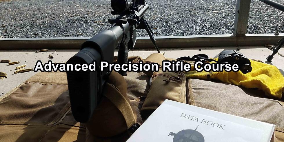 Specdive Tactical - Advanced Precision Rifle Course