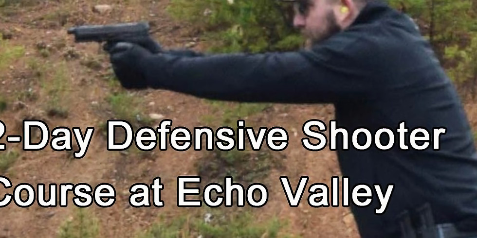 Specdive  Tactical - Defensive Shooter Course