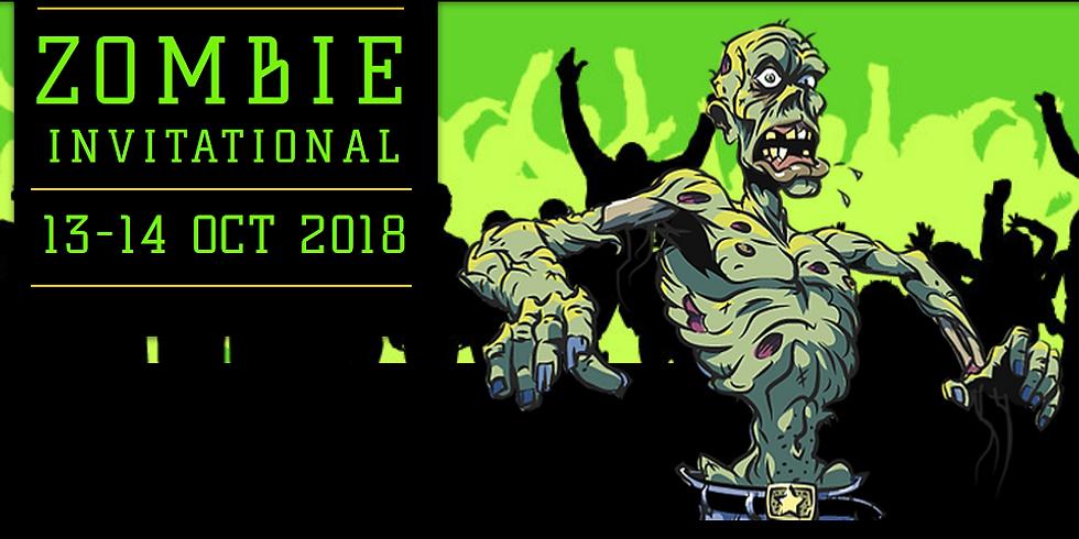 The HESCO 2018 Zombie Invitational Semi-Open 3 Gun Match