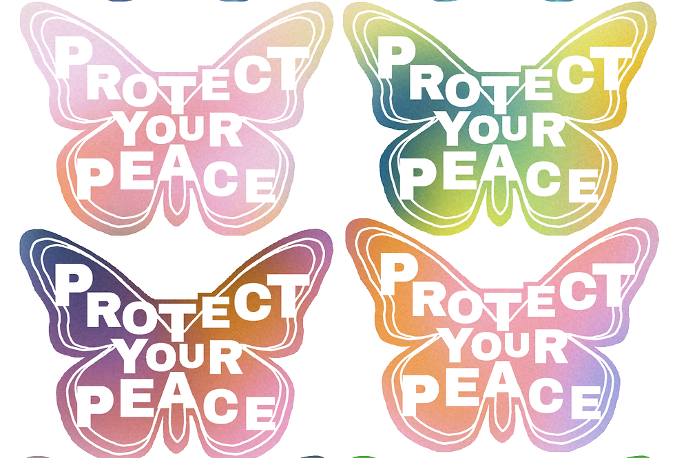 PROTECT YOUR PEACE | AURA