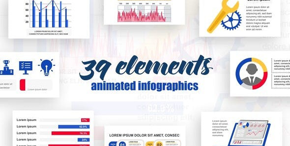 Infographics Vol.23 25750539 Videohive – Free Download After Effects Templates