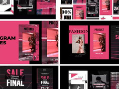 Fashion Sale Stories Instagram 29727040 Videohive – Download After Effects Template