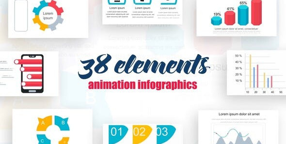 Infographics Vol.7 25550330 Videohive – Free Download After Effects Templates