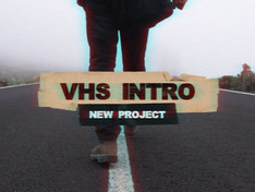 VHS Intro 31064745 Free Download After Effects Project
