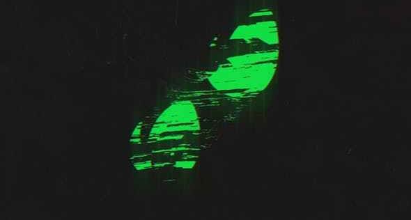 VIDEOHIVE GLITCH LOGO REVEAL 16271396