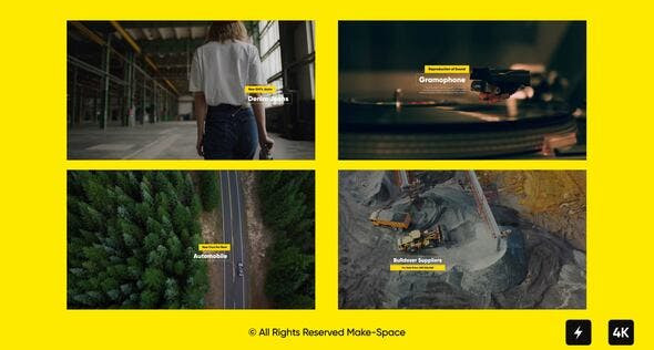VIDEOHIVE LATTER DAY CALL-OUT TITLES