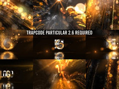 Glowing Particals Logo Reveal 36 : Golden Particals 12 27018084 Videohive – Download After Effects T