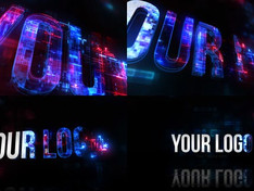 3D Tech Logo 31024537 Free Download After Effects Project