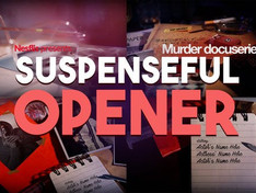 True Crime Docuseries Intro 32336133 Free Download After Effects Project