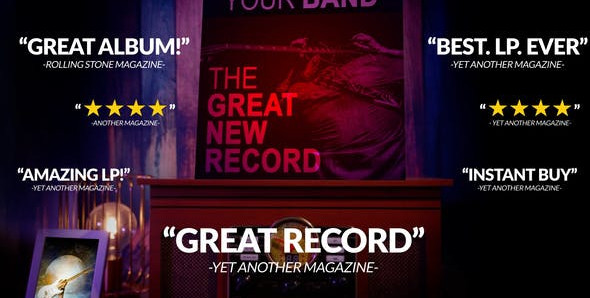 New Record Project 32140883 Free Download After Effects Project