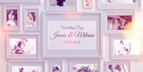 Wedding Slideshow 29923100 Videohive – Download After Effects Template