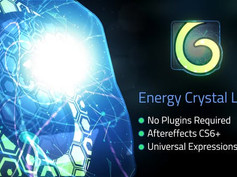 Energy Crystal Logo 22629325 Videohive – Download After Effects Template