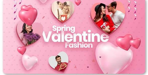 Spring Fashion Slideshow 30363296 Free Download After Effects Project