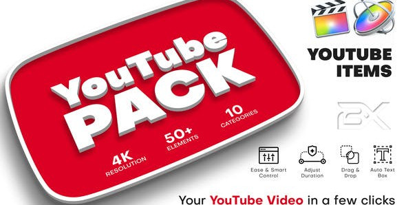 YouTube Pack 28694731 Free Download After Effects Project
