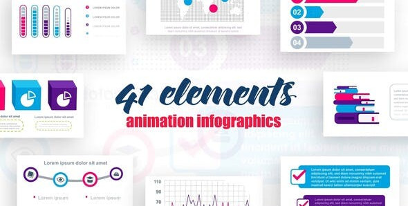 Infographics Vol.8 25555921 Videohive – Free Download After Effects Templates