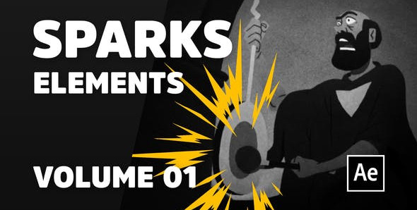 Sparks Elements Volume 01 [Ae] 31063052 Videohive – Download After Effects Template