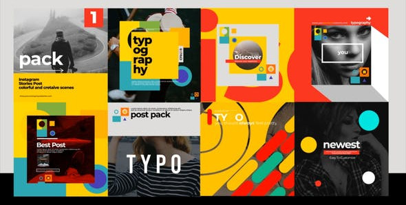 Instagram Stories Post 29937208 Free Download After Effects Project