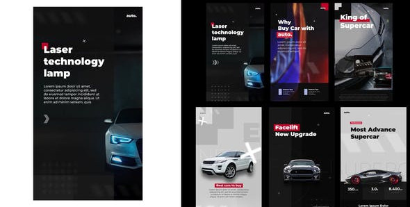 Auto stories instagram 30629898 Free Download After Effects Project