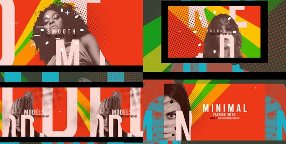 Fashion Models Intro 28293608 Free Download After Effects Project