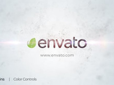 VIDEOHIVE CLEAN & SIMPLE PARTICLES LOGO REVEAL