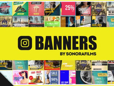Instagram Banners 31531611 Free Download After Effects Project